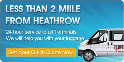 Compare car parking rates for heathrow